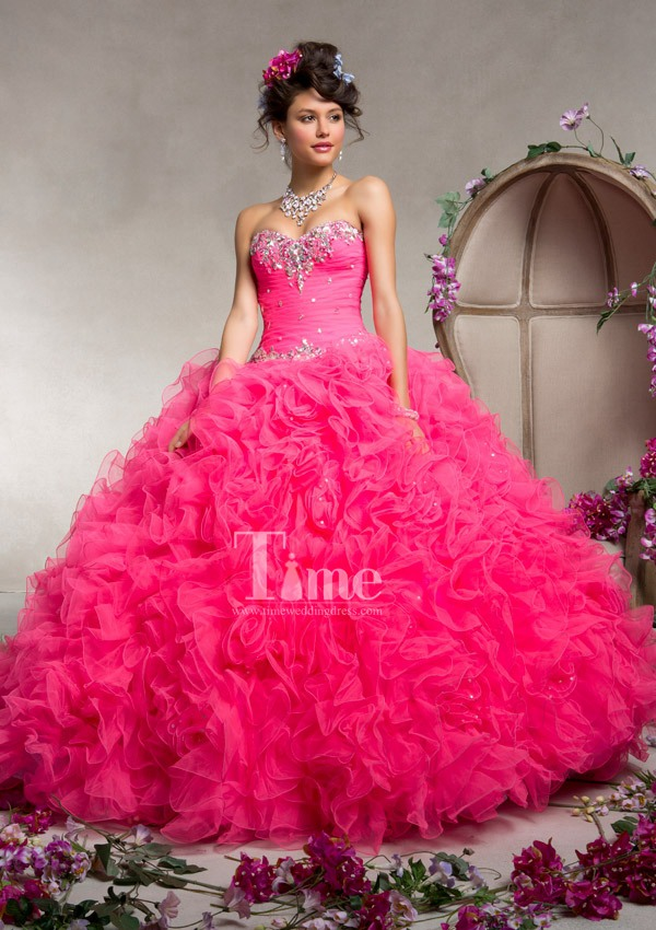 Pink and Blue Quinceanera Dresses 2014 Promotion-Shop for ...