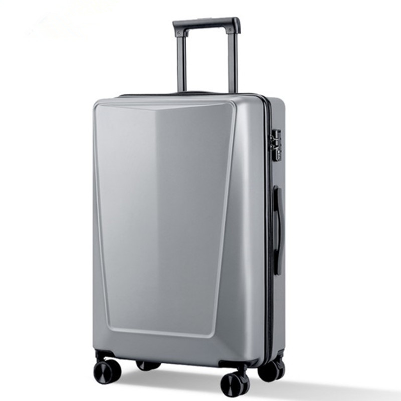 Business 20 24 inch suitcase PC Anti stress TSA Scratch resistant travel trolley case rolling luggage bags with wheels Lockbox