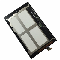 Black For Lenovo B8000 Yoga Tablet 10 60047 Touch Screen Digitizer Sensor LCD Display Panel Monitor