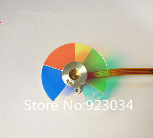 ФОТО Wholesale Projector Color Wheel for  Viewsonic PJD6531w Free shipping