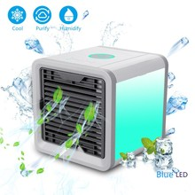 New Arctic Air Cooler Small Air Conditioner Mini Fan Air Cooling Fan Summer Portable Air Conditioner
