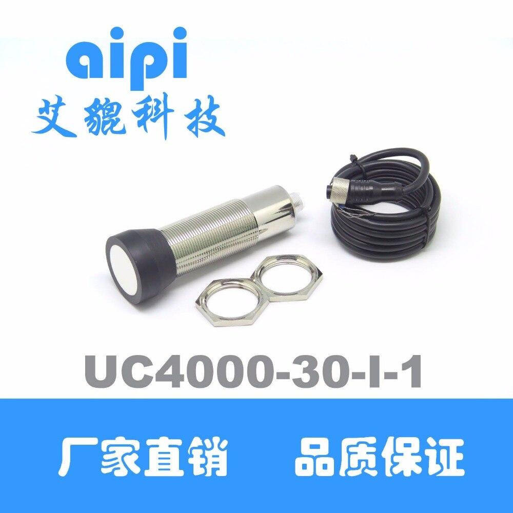 High Precision Ultrasonic Sensor Module UC4000-30-I-1 Can Replace Bonner Ultrasonic Sensor