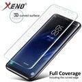 Protector de pantalla para Samsung Galaxy S9 S8 más S7 S6 borde Note8 Protector de pantalla Samsung S9 S8 Plus Nota 9 película suave de la cubierta completa