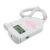 2017 Portátil Detector Prenatal Fetal 3 MHz Fetal Doppler Bebê Heart Rate Monitor Detector Monitor de Cuidados Com o Bebê