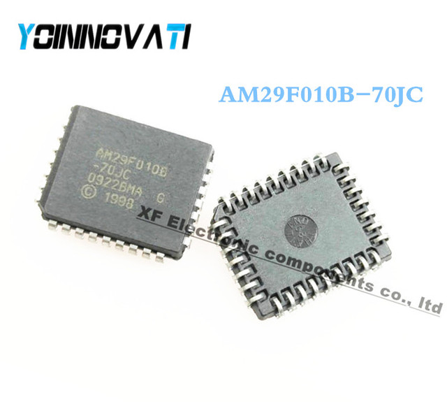 Free Shipping 10 pieces / lot AM29F010B-70JC AM29F010B AM29F010 29F010 PLCC32