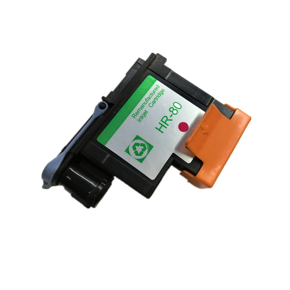 1 Piece Magenta printhead for HP80 for Designjet 1000 1050c 1055cm Compatible HP 80 Ink Cartridge