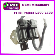 Freewheel Clutch Control Solenoid Valve  MB620532 MR430381 MB937731 For  Pajero L200 L300 V43 V44 V45 K74T V73
