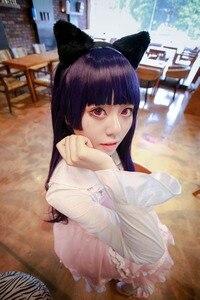 Image 2 - HSIU Ruri Gokoru KuroNeko פאת קוספליי רשימה של oreimo פרקים תלבושות לשחק פאות ליל כל הקדושים תלבושות שיער