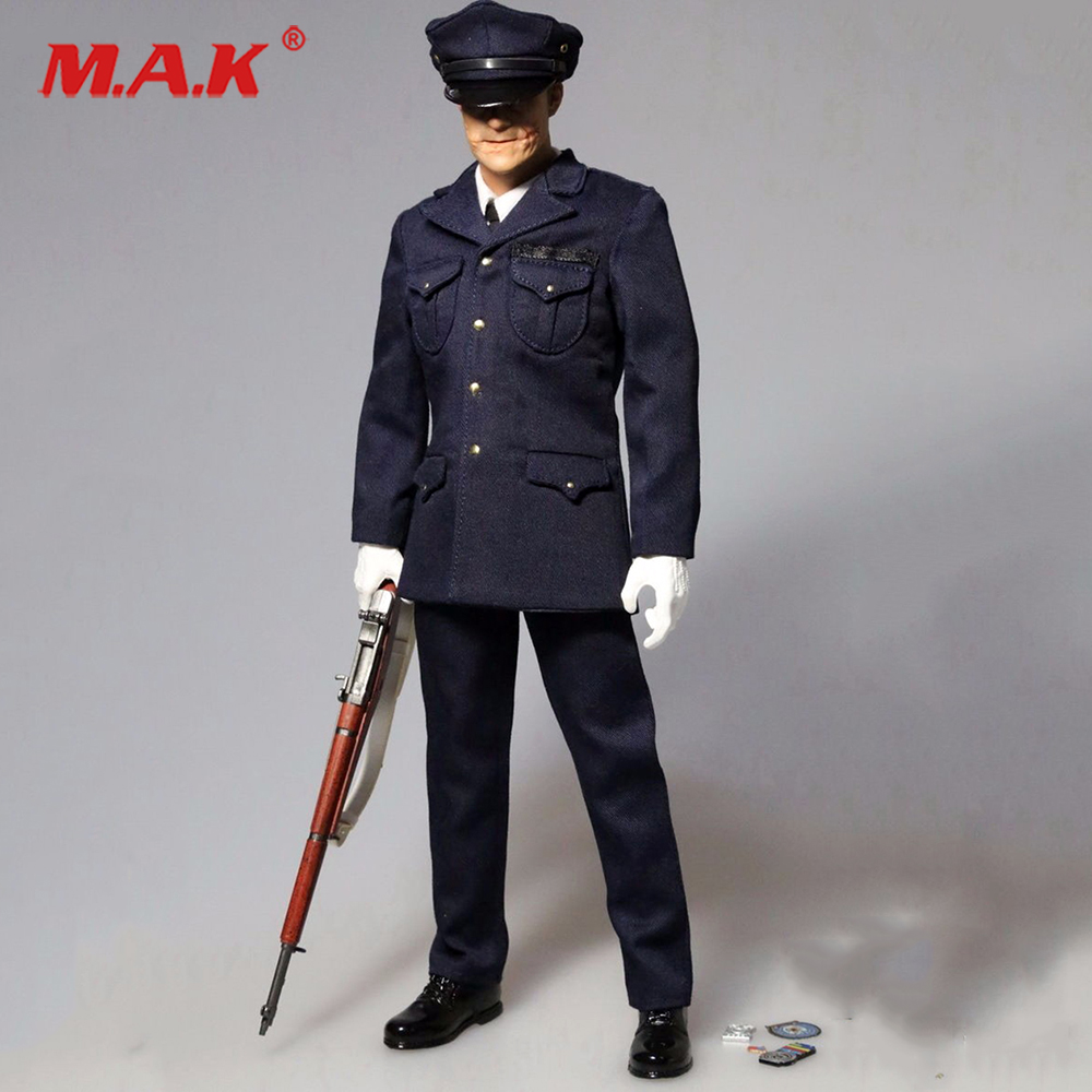 1/6 Military model accessories police suit Batman Joker Police Head Sculpt and Dress Suit MOM0001 for 12male action figure body 2015 hot dam toys armed police military equipment set include head sculpt and body christmas gift collectibles model toys