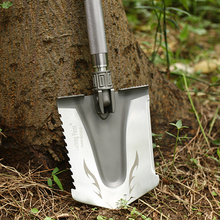 Turning Point TTS HX2 Light Weight Mini Shovel for Camping  Backpacking and Survival