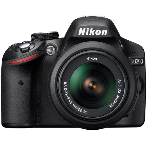 Nikon D30 DSLR Camera with 18-55mm Lens -24.2MP DX -Video (Brand New) 2
