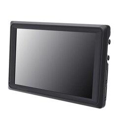 Fw279S 7 Inch 4K Hdmi 3G-Sdi 2200Nit Daylight Viewable 1920X1200 On-Camera Field Monitor With Histogram, Focus Assist, Zebra E