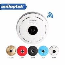 960 P 3D VR Fisheye Kamery IP Wifi Night Vision Baby Monitor Panorama APP Widok P2P 1.3MP HD CCTV Bezprzewodowe Inteligentny Aparat Bezpieczeństwa