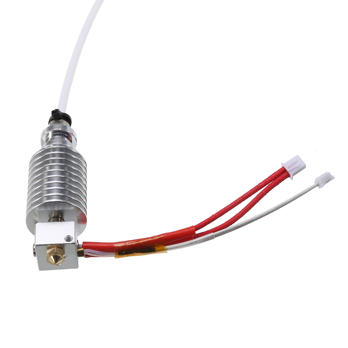 3D Printer Accessories Updated Straight type V5 J head Hot End 0 4mm 1 75mm For Anycubic I3 Mega 3D Printer Extruder in 3D Printer Parts Accessories from Computer Office