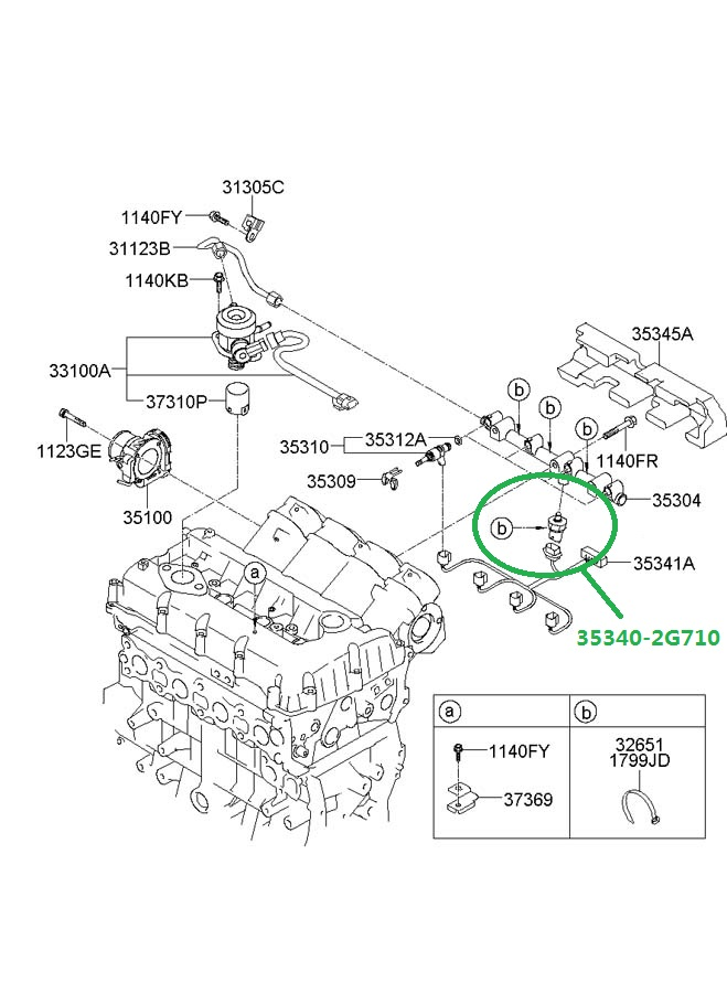 01 kia sportage relay diagram
