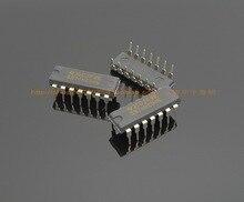 20pcs New TI tube-loaded licensed HC04 74HC04 integrated IC digital logic gate circuit DIP14 board installation free shipping