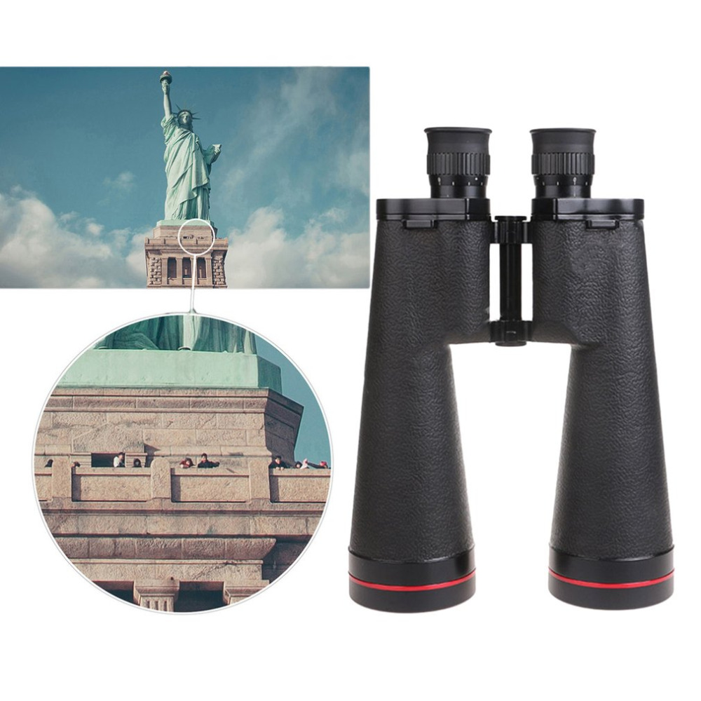 High Powered Binoculars 20X70 Ultra HD Professional Binoculars Waterproof Fogproof Telescope for Sightseeing Hunting