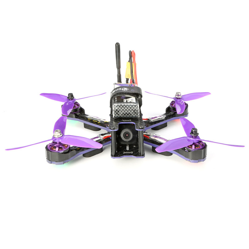 Haute qualité Eachine assistant X220 FPV Racer Blheli_S Naze32 6DOF 5.8G 48CH 200MW 700TVL caméra avec FlySky I6 RTF FPV Drone - 2