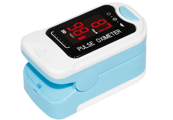 CONTEC CMS50M Uusi sormenpäällä toimiva pulssioksimetri Veren - Terveydenhuolto - Valokuva 4