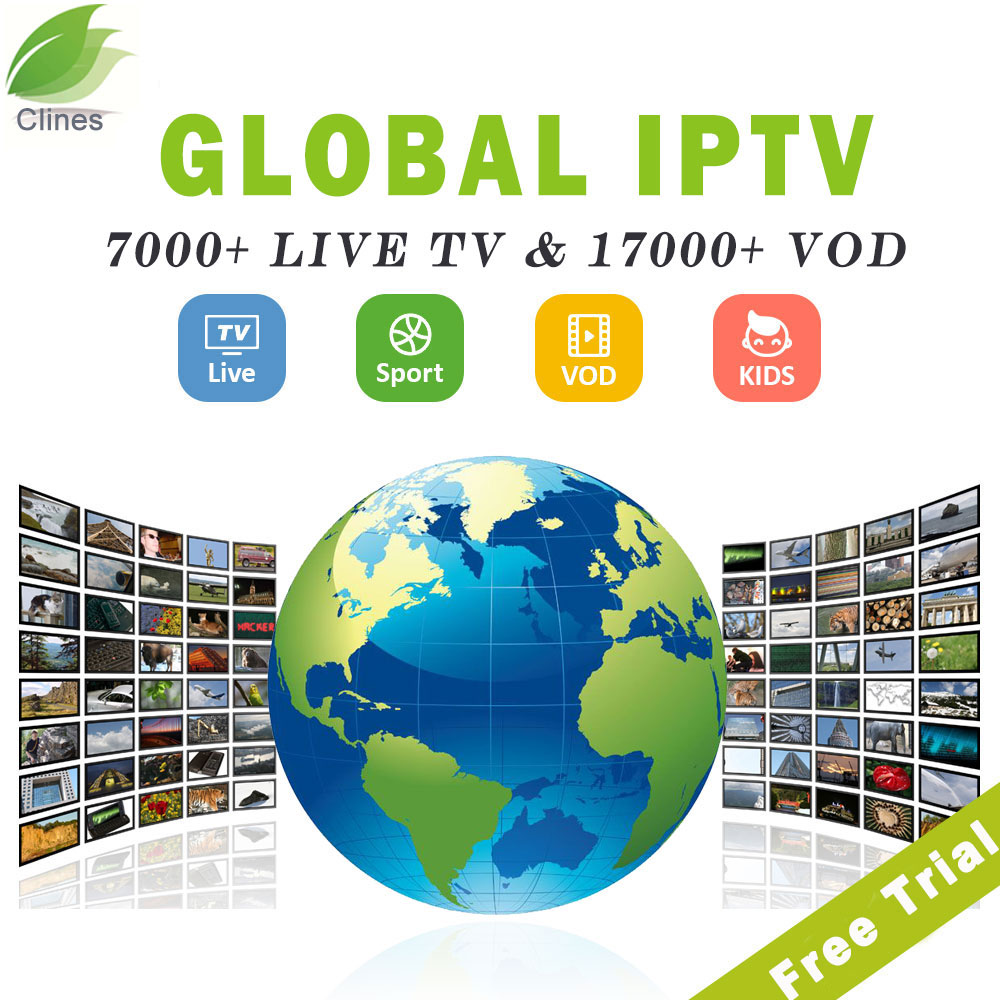 2019 iptv subscription netherlands usa canada france germany italia spain channel abonnement IPTV for android tv box tx3 mini-in Set-top Boxes from Consumer Electronics
