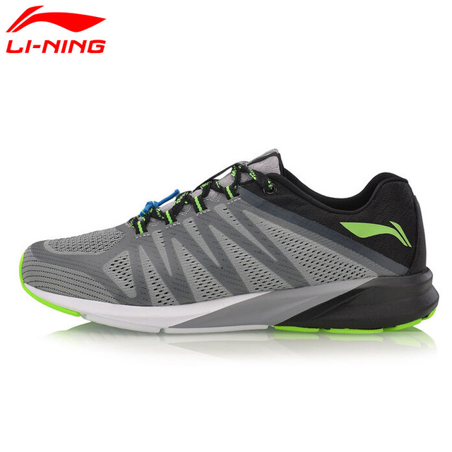 Li-Ning Men's Colorful Cushion Running Shoes Breathable Light Sneakers TPU LiNing Sports Shoes ARHM011 XYP495