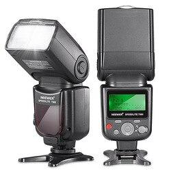 Вспышка Neewer 750II TTL Speedlite с ЖК-дисплеем для Nikon D5000 D3000 D3100 D3200 P7100 D7000 D700 Series и других Nikon DSLR
