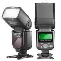 Neewer 750II TTL Flash Speedlite avec écran LCD pour Nikon D5000 D3000 D3100 D3200 P7100 D7000 série D700 et autres reflex numériques Nikon