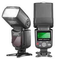 Neewer 750II TTL Flash Speedlite with LCD Display for Nikon D5000 D3000 D3100 D3200 P7100 D7000 D700 Series and Other Nikon DSLR