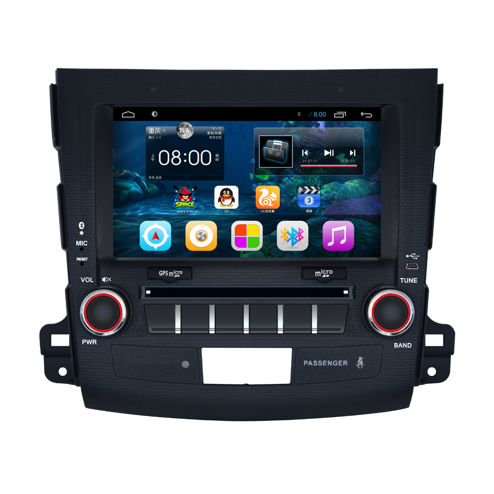 8 inch screen android 4 4 car navigation gps system stereo media auto radio dvd player for