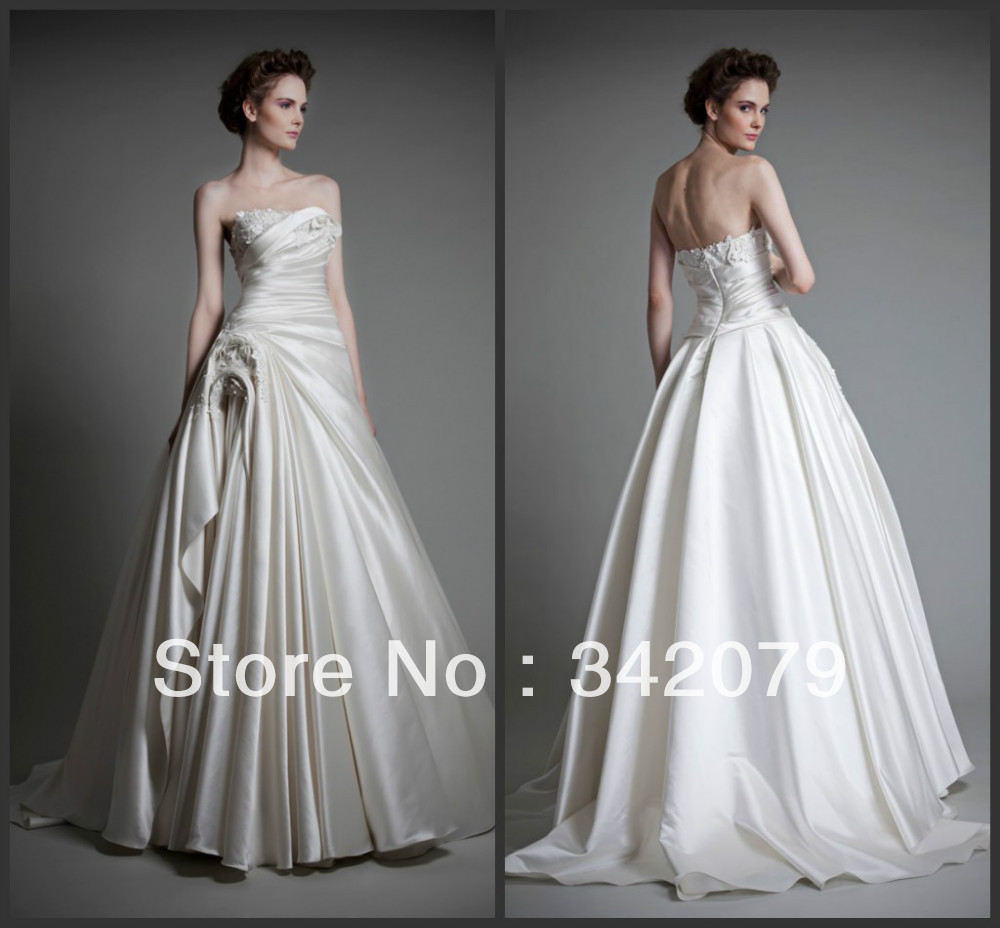 Haute Couture Wedding Gown: Ph09502 Haute Couture Tony Ward Majestic Ivory Ball Gown