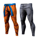 2016 Ball Z Men/Women 3D Dragon Ball Z Trousers Vegeta Goku Summer Style 3D  trousers