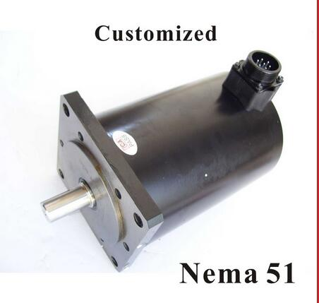 2pcs/lot High Torque NEMA 51 Stepper Motor 3 Phase 1.2 degree 37N.m (5139oz-in) Body Length 232mm CE ROHS CNC Stepping Motor high 3 pcs nema 17 stepper motor 70oz in 2 5a cnc cutting