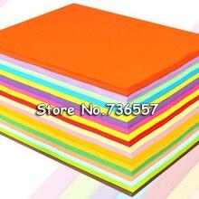 Разноцветная Тяжелая копировальная бумага a4 120 г a4 тонкий картон художественная бумага 100 листов смешанные цвета 180 г