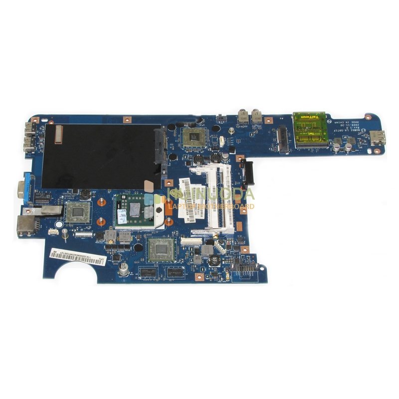 NOKOTION Notebook PC Motherboard For Lenovo G455 G455A Main Board NAWA1 LA-5971P Socket s1 Free CPU DDR2 Discrete Graphics la 5754p 11s69038329 main board for lenovo g565 z565 laptop motherboard ddr3 socket s1 with free cpu