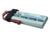 Xxl alta potencia lipo 2 s 7.4 v 5000 mah 50c para modelos de helicópteros rc toys y pasatiempos