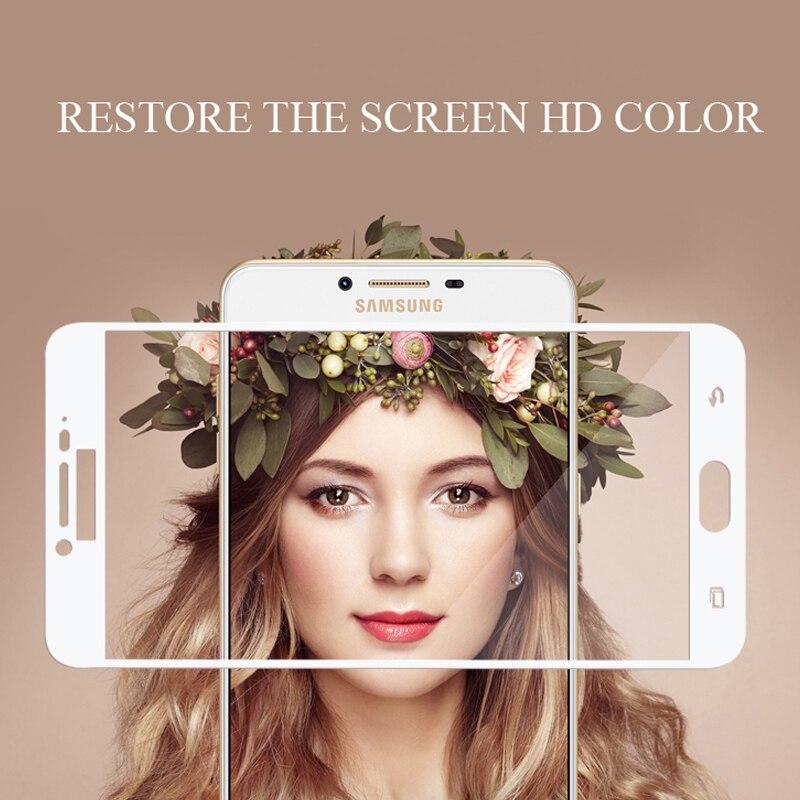 სრული ყდა Tempered Glass for Samsung Galaxy A5 2017 - მობილური ტელეფონი ნაწილები და აქსესუარები - ფოტო 5