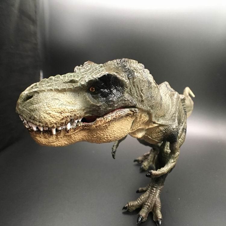 Tyrannosaurus Rex Dinosaur Model Large Solid Simulated Dinosaur Toys 30X13X5Cm