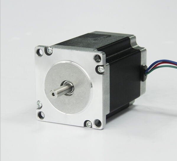 3PC Single shaft 4-Lead Nema 23HS8430D8P1-5 Stepper Motor 76mm 3A 270OZ-IN, CNC MILL Router Kits germany free ship 3axis 4 lead nema 23 stepper motor 270oz in 3a 76mm ce