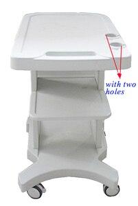 Image 2 - Mobiele Trolley Winkelwagen voor Draagbare Ultrasound Voor Medische Onderzoek