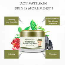 bioaqua skin care sleep  treatment mask whitening hydration stickers cleansing blackheads remover