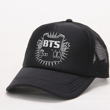 Special Offer BTS Bulletproof Style Cap