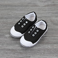 New Girls Boys Fashion Canvas Breathable Sneakers Children Shoes For kids Flats Heels Casual Shoes Toddle Little Big Kid 21-30