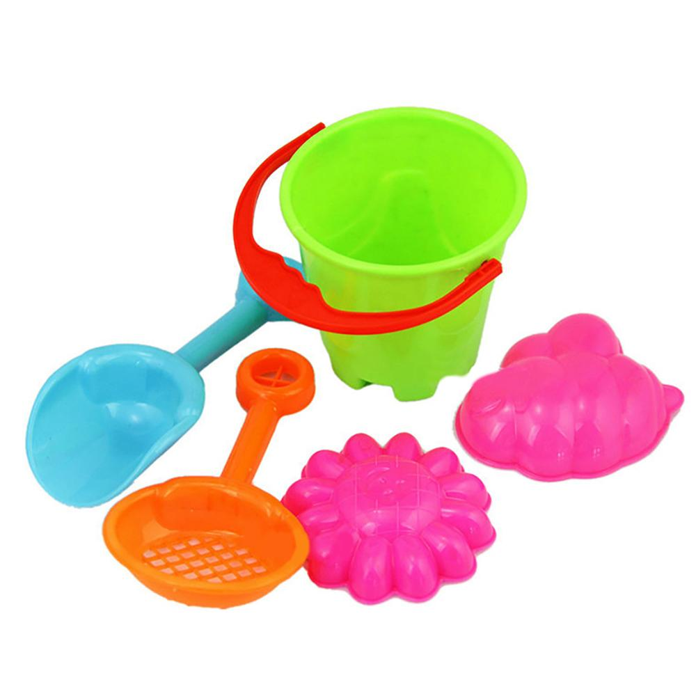 Outdoor Sandbeach Toys Bucket Shovel Toddler Kids Children Beach Sand Toy Set