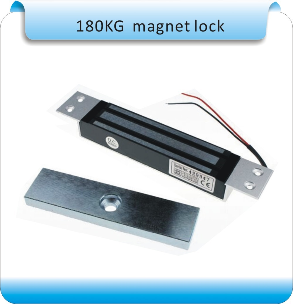Sy-180AQ electronic access control concealed 180 magnetic lock 180kg magnetic lock electromagnetic lock