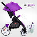 2016 Salady Bebemorning New Fashion Baby Stroller Urltra Light Pram Super Shock Absorption Stroller