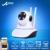 P2P 720 P HD Cámara de Vigilancia IP y WIFI Wireless Mini Cámara CCTV Bebé Monitor de Seguridad P/T Micro Tf Envío IOS y Android APP
