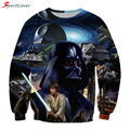 Sportlover Fashion Men/Women 3d Crewneck Sweatshirts Star Wars Darth Vader Anakin Skywalker 3D Printed Hip Hop Hoodies Men