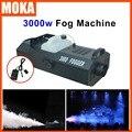 Высокая производительность 3000 Вт машина для тумана количественное время DMX512 контрольная сценическая машина для дыма сценическое оборудов...