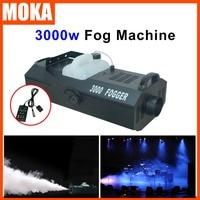 High output 3000W fog machine time quantitative DMX512 Control stage smoke machine stage effect equipment