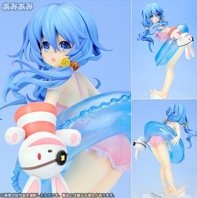 NEW hot 18cm DATE A LIVE Yoshino Hermit action figure toys collection christmas toy doll with box